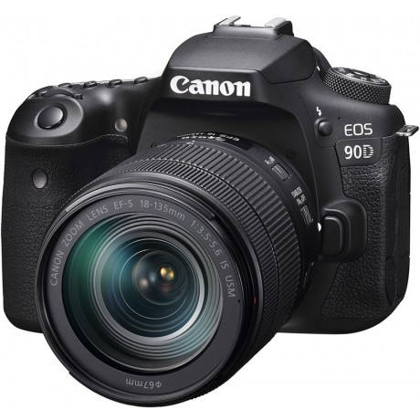 CANON EOS 90D + 18-135/3,5-5,6 IS USM