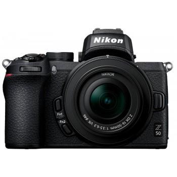NIKON Z50 + 16-50 DX VR +...
