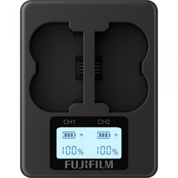 FUJI Chargeur Double...