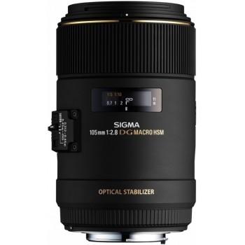 SIGMA 105F2.8 EX MACRO DG...