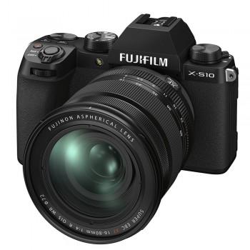 FUJI X-S10 + XF 16-80 mm...