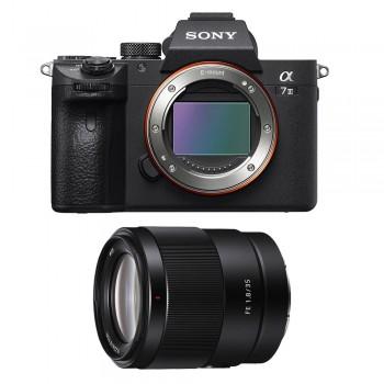 SONY ALPHA 7 III + FE 35 mm...
