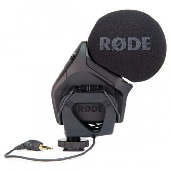 Rode Micro Stéréo VidéoMic Pro